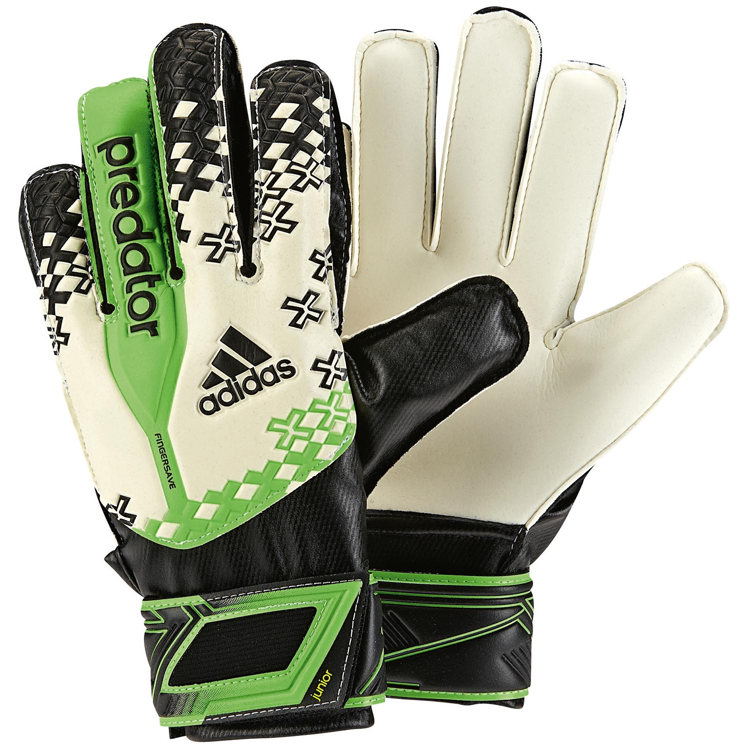first rate new specials famous brand reduced adidas predator fingersave junior torwarthandschuh ...