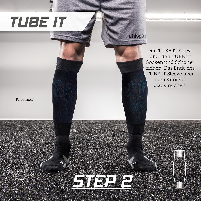 Uhlsport Unisex Tube It Sleeve Socks