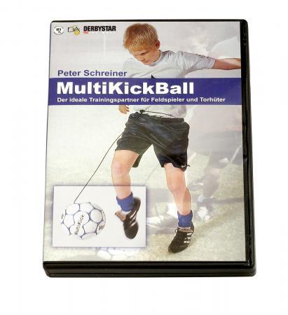 Multikick-Lehrvideo von Derbystar