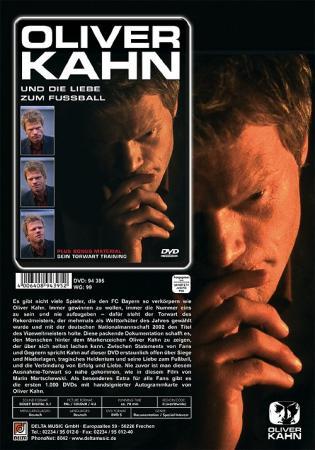 DVD: Oliver Kahn und die Liebe zum Fußball