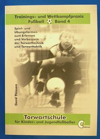 Torwartschule für Kinder- und Jugendfussballer