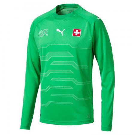 Torwarttrikot der Schweizer Nationalmannschaft