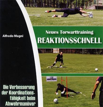 DVD: Reaktionsschnell - Neues Torwarttraining