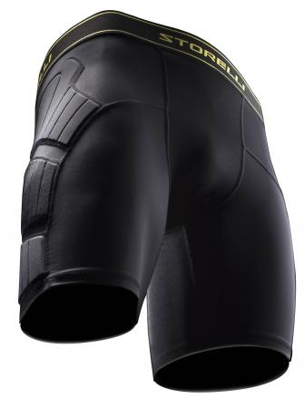 Bodyshield Impact Sliders Black Unterziehhose