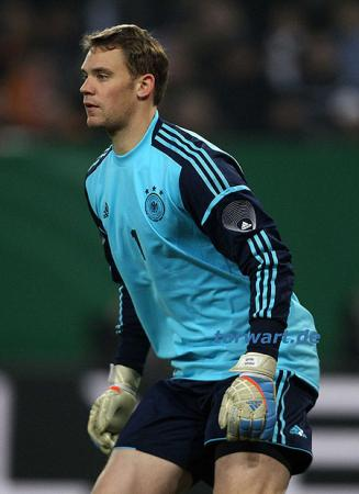 DFB Home GK Jersey Neuer