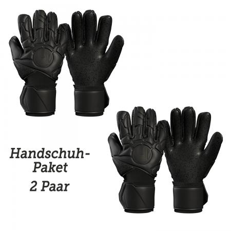 Black Edition Supergrip HN Junior Handschuhpaket