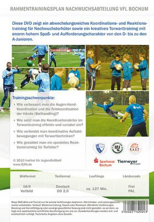 DVD: TW-Training VFL Bochum Teil 1