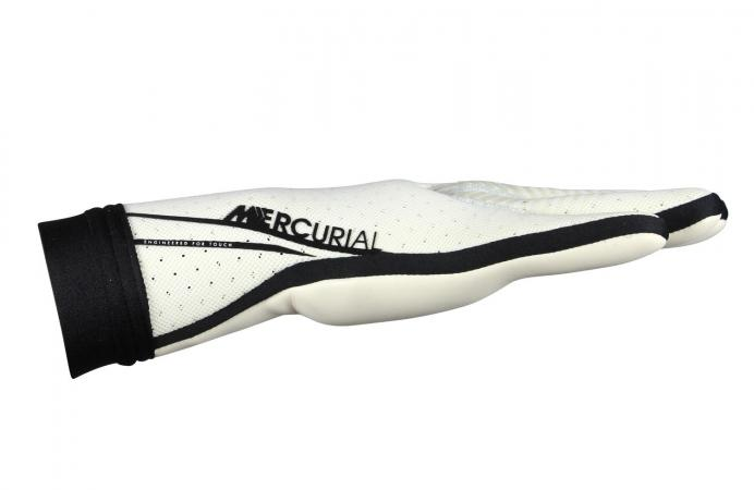 GK Mercurial Touch Elite Promo IC White Pack
