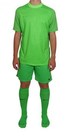 Gardien III goalkeeper set short sleeve