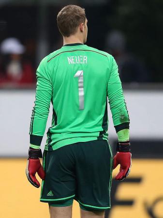 DFB GK Jersey Neuer
