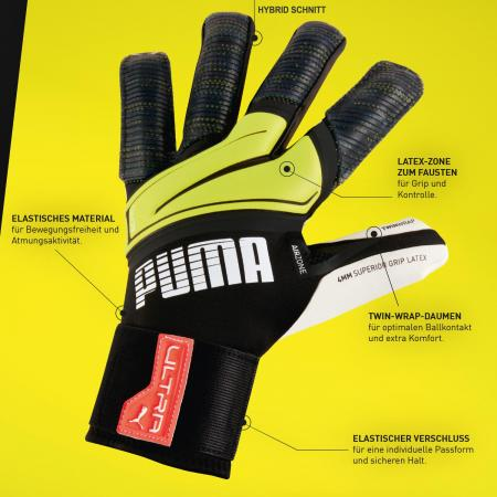 "ULTRA Grip 1 Hybrid Pro ""GAME ON PACK"""