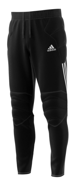 Nike lange gepolsterte Torwarthose Padded Goalie Pant schwarz XL XXL Goal Keeper