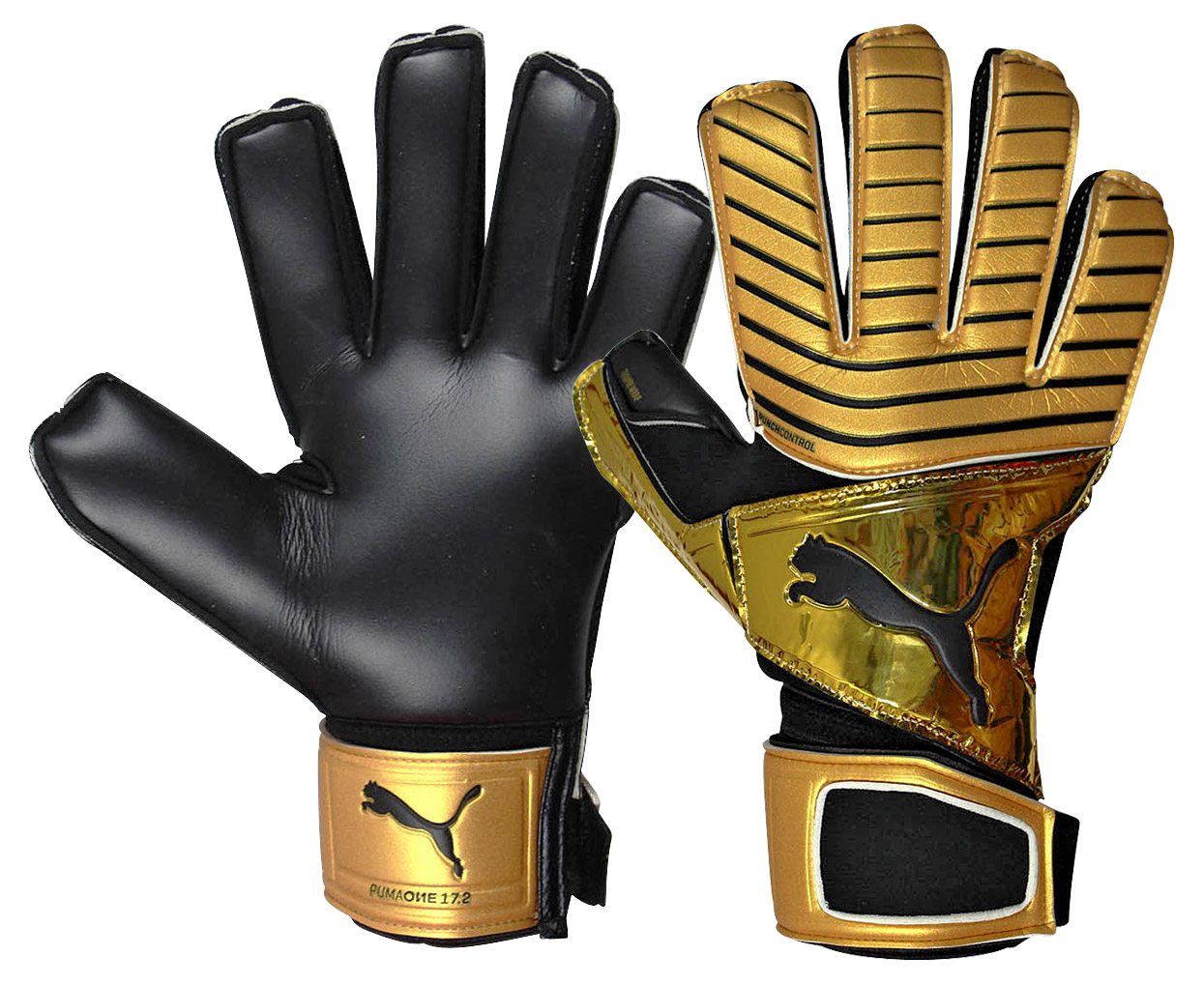 Puma One Grip 17 2 Gold Edition Sondermodell Torwart De